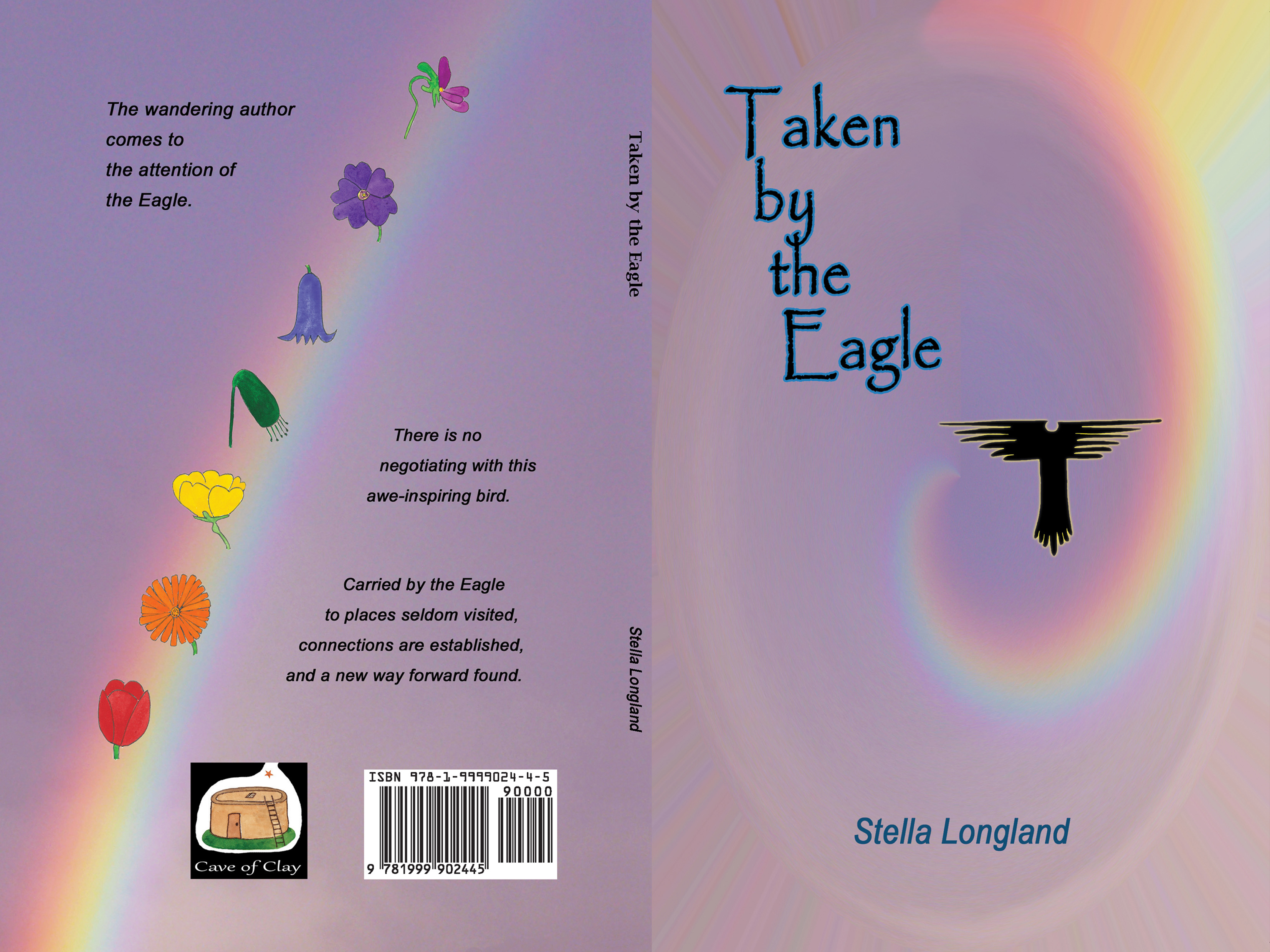 cover of Taken by the Eagle
